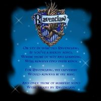 Sorting Hat- Ravenclaw verses by penguinqueen