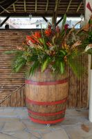 Flowery barrel by A1Z2E3R