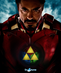 Arc Reactor Triforce by JandoDC