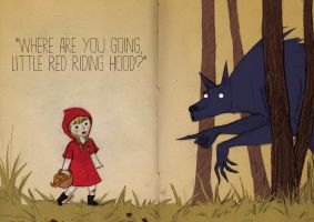 Little Red Riding Hood by Boga6592