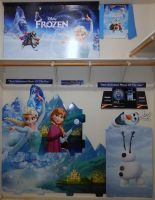 My Frozen Collection   -Closet Wall 1- by kikyo4ever