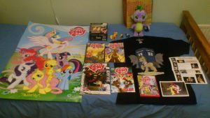 My MLP Collection this Summer by Sricketts14381
