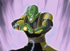 Namek : Dragon Ball Online by titidbz28