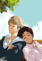 Jeanmarco by levimochi