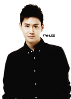 Suho PNG Render #2 by fainleo