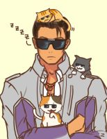 Johnny Cat(s) by CT05