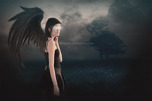 Disappearance of the Girl by diphylla