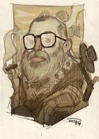 Sergio Leone by DenisM79