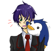 PENGUINSSSSS by Chanberry