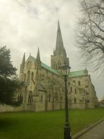 Chichester Cathedral: 1 by yaschaeffer