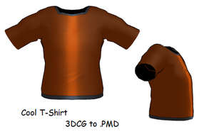 MMD- Male T-shirt -DL by MMDFakewings18