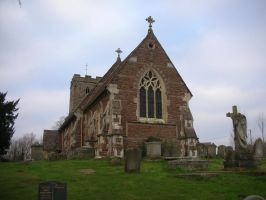 St Anne's Oxenhall by photodash