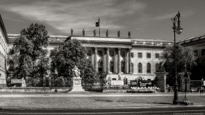 Berlin - Humboldt University by pingallery