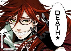 Grell Sutcliff by aplasticbeach
