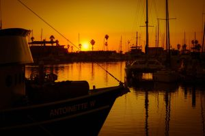 Oceanside Harbor by Nathan-Ruby
