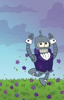 Purpleberry Bender (The Marquis of Mulberry) by pickletoez