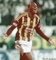 Moussa Sow Effect'13 by SemihAydogdu