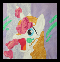 Blueblood Cakeface: EFNW Charity Quilt Square 2014 by fireflytwinkletoes