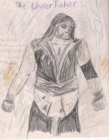 Sketch of the Undertaker by Stallion6