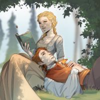 Read for me by WildEllie