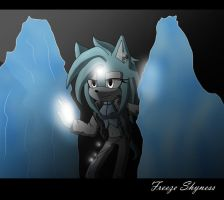 .:Freeze Shyness:. by AngelSoleil21