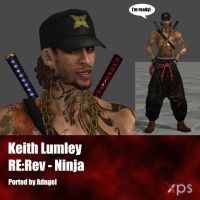 Keith Lumley RE:Rev Ninja by Adngel