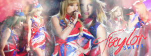 Taylor Swift Facebook Cover by selenatorgorl