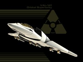 VAL-141 Typhoon Final: 1 by Mechis