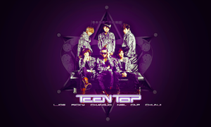 Teen Top: Purple Power by aethia321