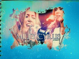 Miley Ray Cyrus Blend by RoxyLOVEJoeJonas