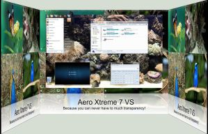 Aero Xtreme 7 VS2 for Win 7 RC by IanITAInc