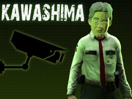 Kawashima the weekend watchman by Dr-dash