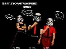 Best Stormtrooper Squad...Ever! by Red5Chu