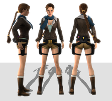 ClassicTibetRevisited wip 1 by tombraider4ever