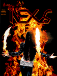 Nexus Vol1 Issue 6 Front Cover Mahafsoun Gothessa by zenx007