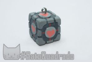 Companion Cube 2 by e-very