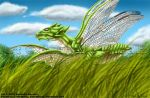 Realistic Scyther by TheDragonofDoom