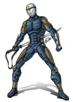 Gray Fox by GlacierFusion