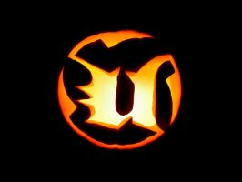 Unreal Pumpkin by ceemdee