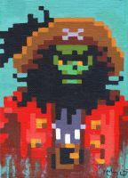LeChuck by wytrab8