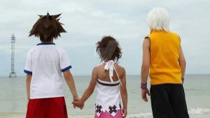 KH: Together 1 by ComicChic19