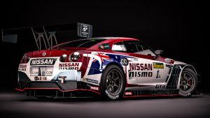Nissan Nismo GT-R GT3 NISMO Athlete Global Team by nancorocks