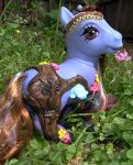 Tongoroa Enchanted Tiki Pony by mermaid-splash