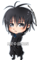 Chibi Cain by nyharu