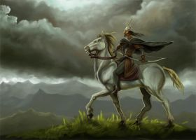 Four Horsemen: Conquest by TaekwondoNJ