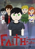 FAITH - Cover of the Novel Written by Laine by Phoenix976