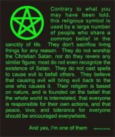 Wicca Information by CaptainIggyKirkland