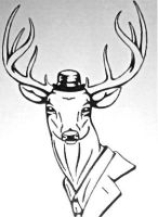 Deer Mr.Politician by Catinmyhat