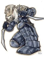 Zevran by AdamWithers