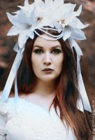 The Lilly Bride IV by MADmoiselleMeli